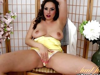 Exotic Pornographic Stars In Best Cougar, Onanism Xxx Clip