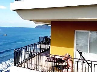 Fucking On The Penthouse Balcony In Jaco Beach Costa Rica ( Andy Savage Sukisukigirl )