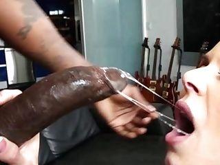 Kendra Zeal Loving A Enormous Black Lollipop