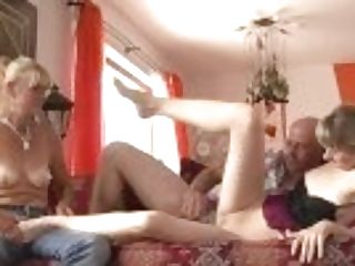 """""""man Finds Old Duo With Nubile Gf Fucking"""""""