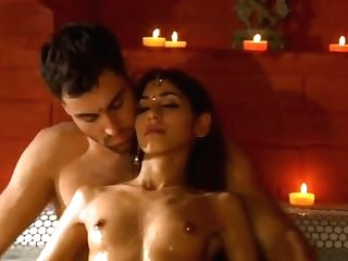 Sensuous Indian Duo Paramours From India