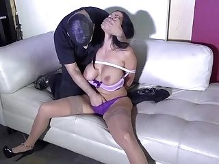 Veronica Instructor Restrain Bondage Blackmail