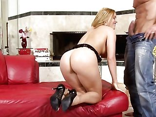 Fairly Brutal And Profound Rear End Fuck Suits Well For Perverse Krissy Lynn